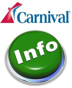 Carnival cruise tips for catching a good deal and price lists of on board extras (like drinks, spa prices etc) #cruisecarnival