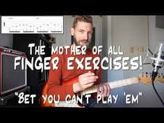 Is This the Mother of All Finger Exercises? | GuitarPlayer