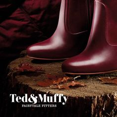 """Ted & Muffy """"boutique shoe designers."""" Formerly called Duo Boots. Duo Boots, Shoe Boutique, Chelsea Boots, Ted, Designers, Ankle, Shopping, Fashion, Moda"""
