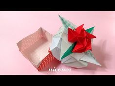 Origami Box Tutorial, Origami Paper, Quilling, Youtube, Paper Crafts, Paper Envelopes, Bedspreads, Quilting, Youtubers