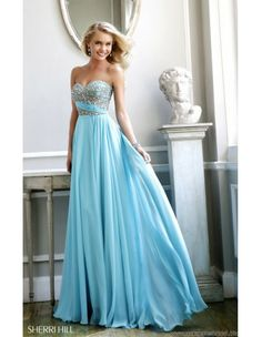 12 Best Flowy prom dress images | Formal dresses, Evening gowns ...