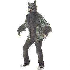 disfraces de halloween disfraz de hombre lobo
