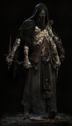 ArtStation - Aagaroth - The Royal Assassin, Tiago Rios