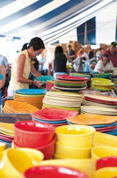 Fiesta tent sale in West VA. Someday....