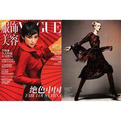 VOGUE CHINA October 2012