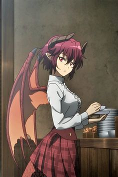 Time to write my First Impressions on Manaria Friends! An Anime which seems to be a little bit random in its story, but which world is very well designed.