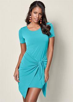 4ae1a5cf9086 Ted Baker Women s Yandal Asymmetric Bodycon Dress - Baby Pink ...