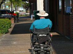 Abdominal Exercises in a Wheelchair