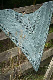 I come to list this pattern, and realize… I don't know what to say. This shawl…