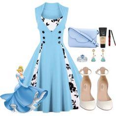 Vintage Disney Style (Contest)