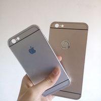 Case iphone 6 & 6 plus bumper alumunium/metal + ba