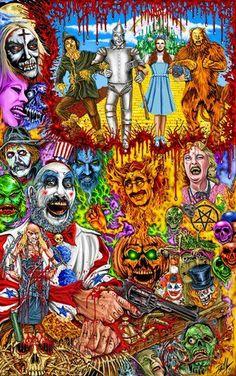 #horror #halloween #devilsrejects