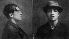 """CRIME BOSS: Jack Sirocco (1882 - 1954) was a New York gangster involved in labor racketeering and strikebreaking. Originally a lieutenant in Paul Kelly's Five Points Gang, where he was the immediate boss of Johnny Torrio, Sirocco defected to the rival Eastman Gang, which he led in its last days.  Sirocco, known as the main rival of gangster """"Dopey"""" Benny Fein, was an early member of the Five Points Gang, but later defected to the Monk Eastman Gang during the gang war in the mid-1900s."""