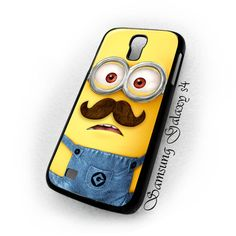 Funny Cute Disney despicable me 2 minion samsung galaxy s4 i9500 case US$ 16.89