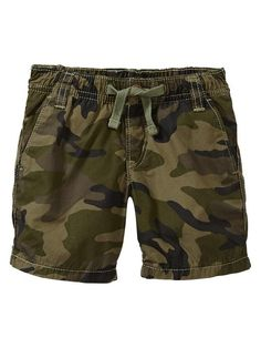 Gap | Camo shorts Can't wait to buy him camo pant and shorts!