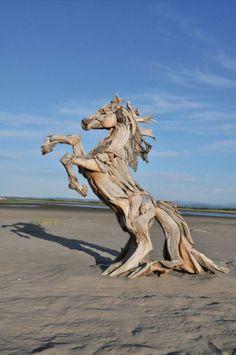 Escultura Jeffro Uitto