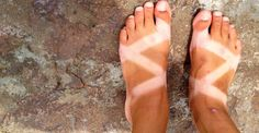 Chaco tan again this summer. Game on.