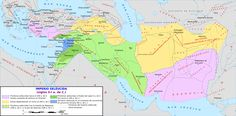 Seleucid Empire 200-64 BC - es - Imperio seléucida - Wikipedia, la enciclopedia libre