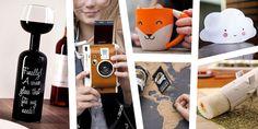 Die coolsten und ausgefallensten Weihnachtsgeschenke für Frauen und Männer #xmas #gifts #present #christmas #weihnachten #weihnachtsgeschenke #frauen #männer #gift #guide #christmaspresent #christmasgifts #travel #polaroid #sushibazooka #cloud #fox #wineglass #lomo #polaroid #camera