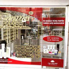 Perfume shop istanbul teona