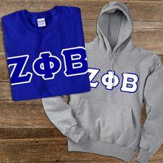 Zeta Phi Beta Sorority Hoody/T-Shirt