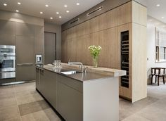 Grand dining bulthaup by Kitchen architecture #kitchens