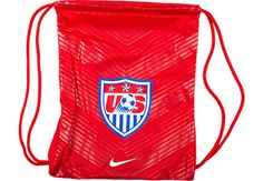 Nike USA Gymsack - University Red