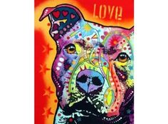 Dean Russo Signed Watermark Breed Prints | Coupaw