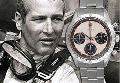 The Paul Newman Rolex Daytona