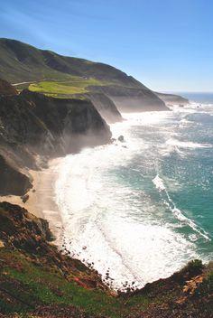 Weekend Hideaway: Big Sur, California | Free People Blog #freepeople california big sur