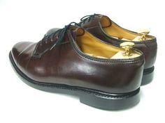 1996年9月製 CORDOVAN【FLORSHEIM】IMPERIAL PLAINTOE MADE IN USA コードバン フローシャイム インペリアル プレーントゥ Leather Shoes, Bags, Fashion, Leather Dress Shoes, Handbags, Moda, Leather Boots, Fashion Styles, Leather Booties