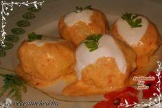 Hortobágyi húsgombócok   Receptneked.hu (olcso-receptek.hu)