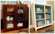 I'm Busy Procrastinating: There are several before and after furniture ideas here!