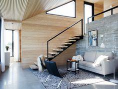 Sommerhaus in Skåtøy    Architekten: Filter Arkitekter As, Oslo, Norwegen, www.filterarkitekter.no  Standort: Skåtøy, Kragerø, Norwegen, Standort anzeigen  Fertigstellung: 2009  Fotos: Elisabeth Hudson