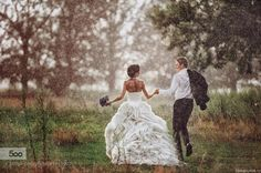 Photograph Wedding in the rain by Ivan Zamanuhin on 500px