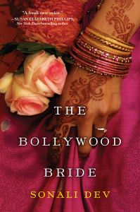 The Book Date : The Bollywood Bride. Sonali Dev