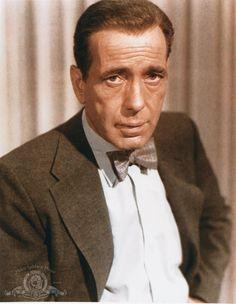 Humphrey Bogart in The Barefoot Contessa