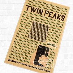 Cheap wall sticker, Buy Quality kraft poster directly from China stickers home Suppliers: Cartoon Horror Film Twin Peaks Vintage Retro Kraft Poster Decorative DIY Wall Stickers Home Bar Art Posters Decoration Gift