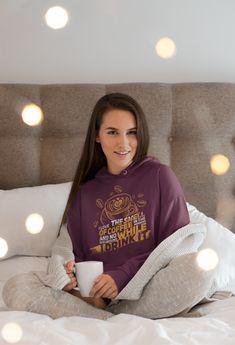 Oh Deer, Christmas Is Here Unisex Hoodie – Li-Jacobs Oh Deer, Design Your Own, Cool Designs, Shirt Designs, Graphic Sweatshirt, Unisex, Hoodies, Latte Macchiato, Nirvana