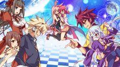 Problem Children are coming from Another World, aren't they? | No Game No Life