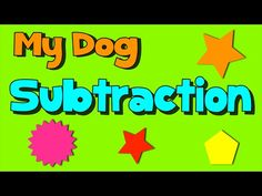 Subtraction videos are a great way to introduce the skill in your classroom. Here are a list of our favorite instructional videos. Kindergarten Addition, Subtraction Kindergarten, Teaching Addition, Youtube Songs, Youtube Movies, Math Songs, Kids Songs, Games For Grade 1, Double Numbers
