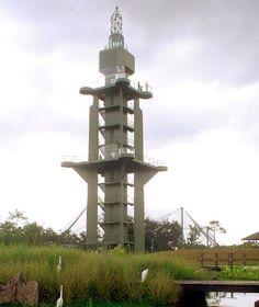 Farol de Belém (Mangal das Garças), June 2005.  Brasil.