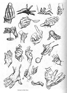 LOOOTS of hand references, both realistic and animated. Academy of Art Character and Creature Design Notes: hand reference Drawing Lessons, Drawing Techniques, Drawing Tutorials, Art Tutorials, Drawing Tips, Hand Reference, Drawing Reference, Reference Images, Drawing Sketches