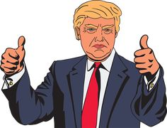 Donald Trump This Design is Printed on Shirts, Stickers, Phone Cases, Pillows and more. Click the Image to get to my shop site. Donald Trump Facts, Trump Cartoons, Criminal Record, Vintage T-shirts, Presidential Candidates, Blockchain, Really Cool Stuff, Cover, Funny Jokes