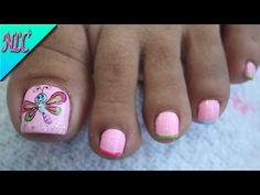 Gel Toe Nails, Gel Toes, Toe Nail Designs, Pedicure, Nail Art, Ant, Beauty, Sexy, Pretty Nails