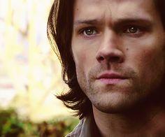 pretty, pretty as Sam Winchester  #Supernatural