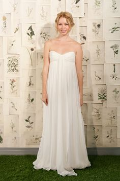 Soft flowing gown
