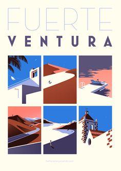 It's Nice That: Malika Favre's atmospheric images of Fuerteventura