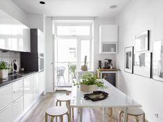 Post: Pequeño y amplio a la vez, si, es posible ----> estilo nordico, minimalismo decoracion de interiores en blanco decoracion, decoracion dormitorios