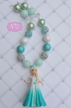 Frozen Disney Queen Elsa necklace